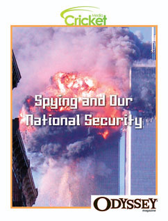 Cover for Spying and Our National Security