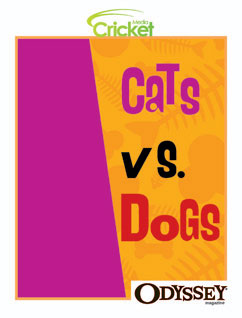 Cover for Tiger Tribes and Secret Lives: Cats Vs Dogs