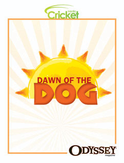 Cover for Dawn of the Dog