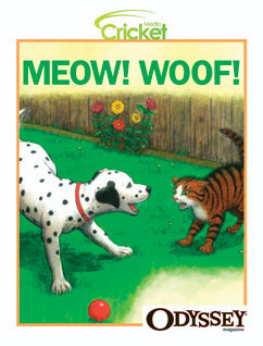 Cover for Meow! Woof!