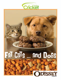 Cover for Fat Cats…and Dogs