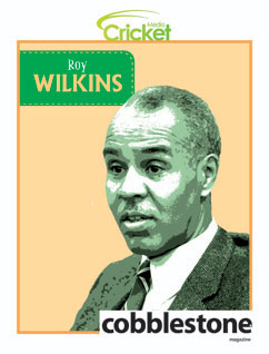 Cover for Roy Wilkins