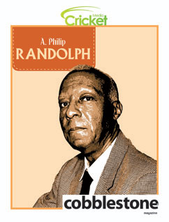Cover for A. Philip Randolph