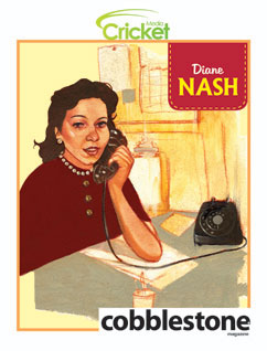 Cover for Diane Nash