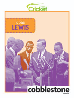 Cover for John Lewis
