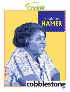 Cover for Fannie Lou Hamer