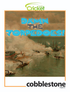Cover for Damn the Torpedoes