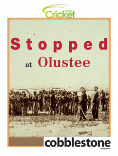 Cover for Stopped at Olustee