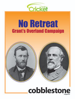 Cover for Grant's Overland Campaign