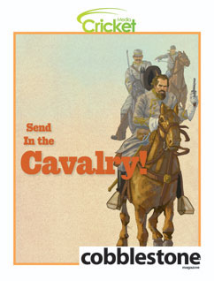 Cover for Send in the Calvalry