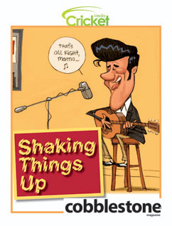 Cover for Shaking Things Up