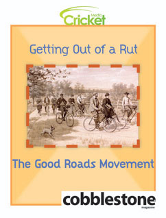 Cover for The Good Roads Movement