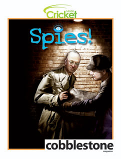 Cover for Spies!