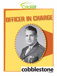 Cover for Officer in Charge