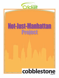 Cover for Not-Just-Manhattan Project