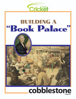 "Cover for Building a ""Book Palace"""
