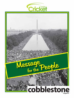 Cover for Message For the People