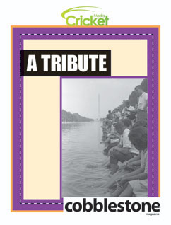 Cover for A Tribute
