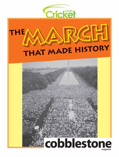 Cover for The March that Made History