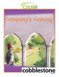 Cover for Company's Coming