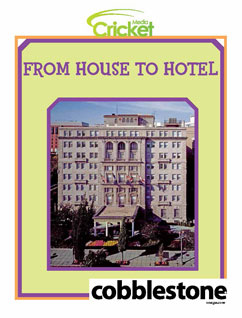 Cover for From House to Hotel