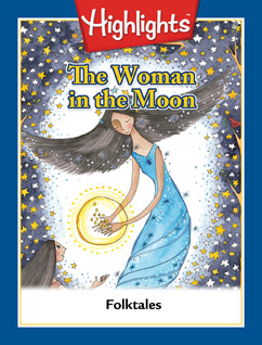 Cover for The Woman in the Moon