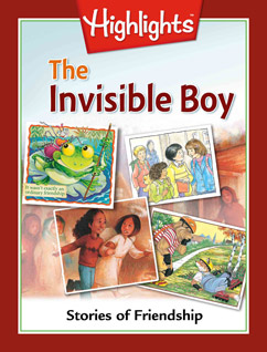 Cover for The Invisible Boy
