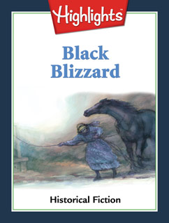 Cover for Black Blizzard