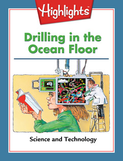 Cover for Drilling in the Ocean Floor