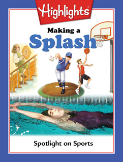 Cover for Making a Splash