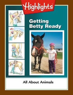 Cover for Getting Betty Ready