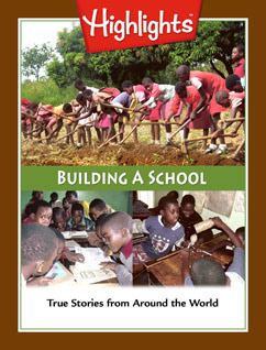 Cover for Building a School