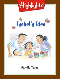 Cover for Isabel's Idea