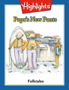 Cover for Papa's New Pants