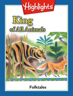 Cover for King of All Animals