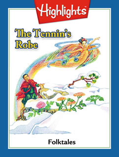 Cover for The Tennin's Robe