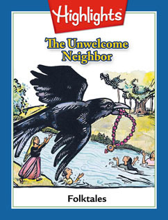 Cover for The Unwelcome Neighbor