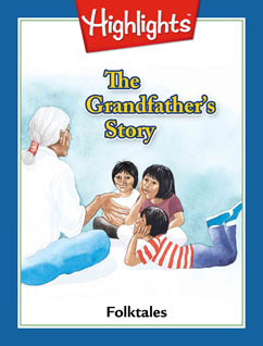 Cover for The Grandfather's Story