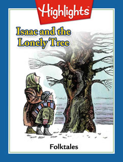 Cover for Isaac and the Lonely Tree