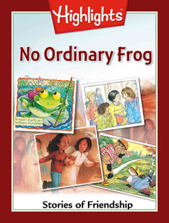 Cover for No Ordinary Frog