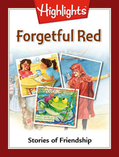 Cover for Forgetful Red