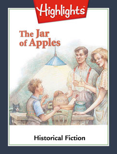Cover for The Jar of Apples