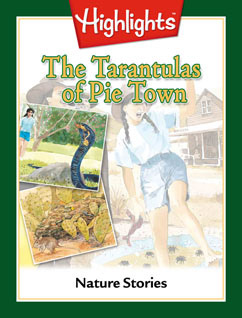 Cover for The Tarantulas of Pie Town