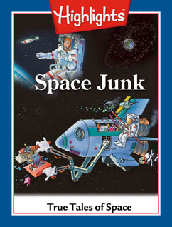 Cover for Space Junk