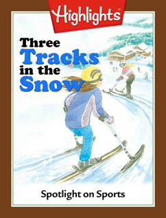 Cover for Three Tracks in the Snow