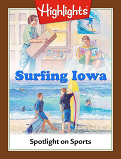 Cover for Surfing Iowa