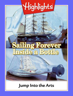 Cover for Sailing Forever--Inside a Bottle