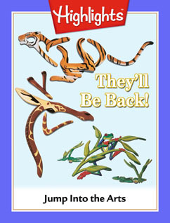 Cover for They'll Be Back!