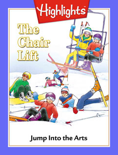 Cover for The Chair Lift