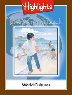 Cover for Jose's Good Luck